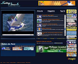 SailingNewsTV Bertrand